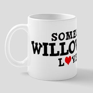 Willow Glen: Loves Me Mug