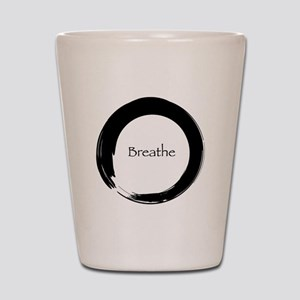 Enso with Breathe Shot Glass