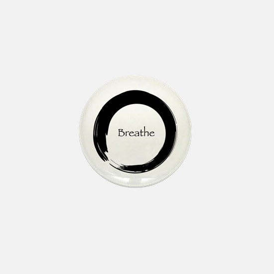 Enso with Breathe Mini Button