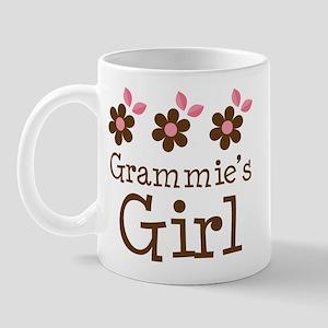 Grammie's Girl Daisies Mug