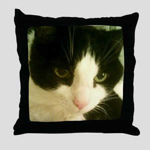 SonicMeow I Throw Pillow