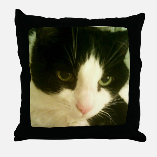 SonicMeow I Throw Pillow