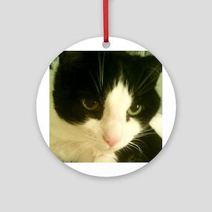SonicMeow I Ornament (Round)