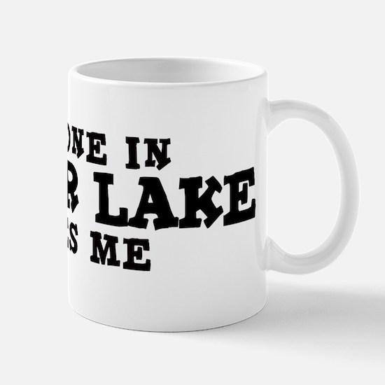 Shaver Lake: Loves Me Mug