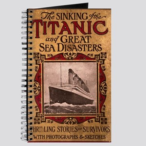 Sinking of the Titanic Journal