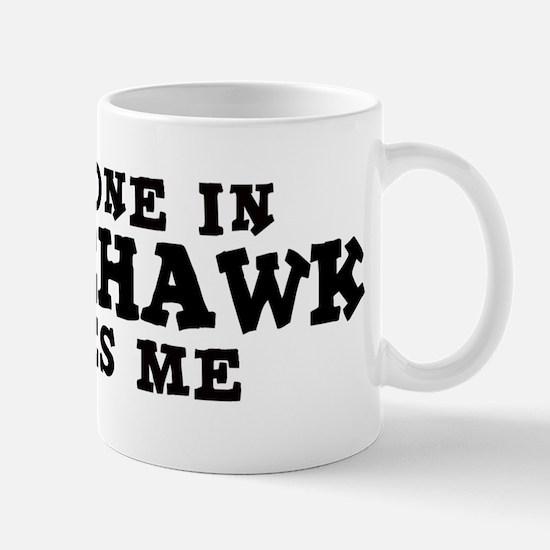 Whitehawk: Loves Me Mug