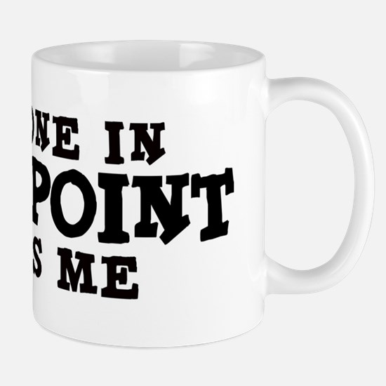 West Point: Loves Me Mug