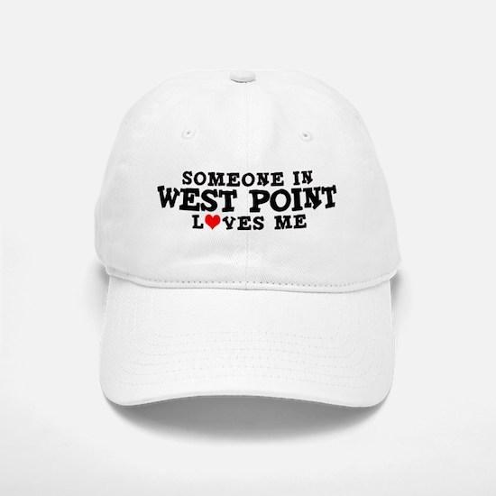 West Point: Loves Me Baseball Baseball Cap
