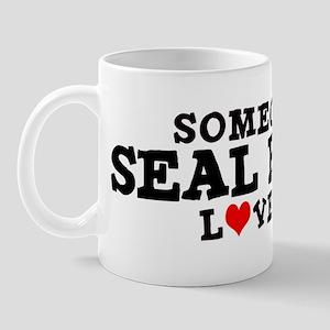 Seal Beach: Loves Me Mug