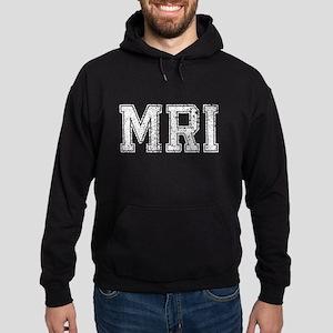 MRI, Vintage, Hoodie (dark)