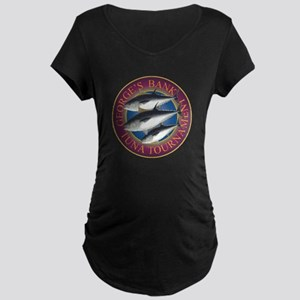 Bluefin Tuna Georges Bank Maternity Dark T-Shirt
