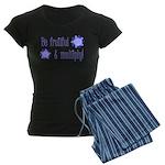 Be fruitful and multiply! blue design Women's Dark