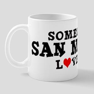 San Miguel: Loves Me Mug