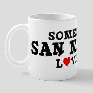 San Marino: Loves Me Mug