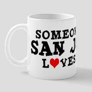 San Jose: Loves Me Mug