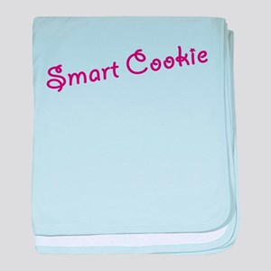 smart cookie baby blanket