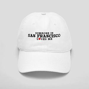 San Francisco: Loves Me Cap