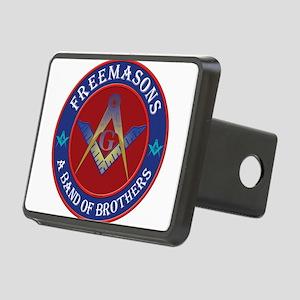 Freemasons. A Band of Brothers Rectangular Hitch C