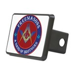 Freemasons. A Band of Brothers Rectangular Hitch C