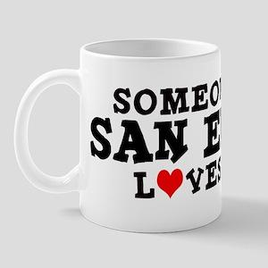 San Elijo: Loves Me Mug