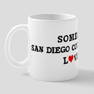 San Diego Country Estates: Lo Mug