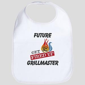 Future Grillmaster Bib