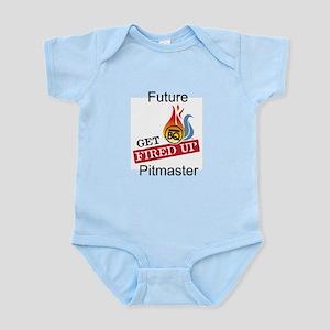 Future Pitmaster Infant Bodysuit
