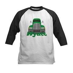 Trucker Wyatt Kids Baseball Jersey