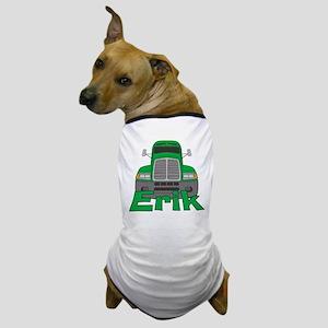 Trucker Erik Dog T-Shirt
