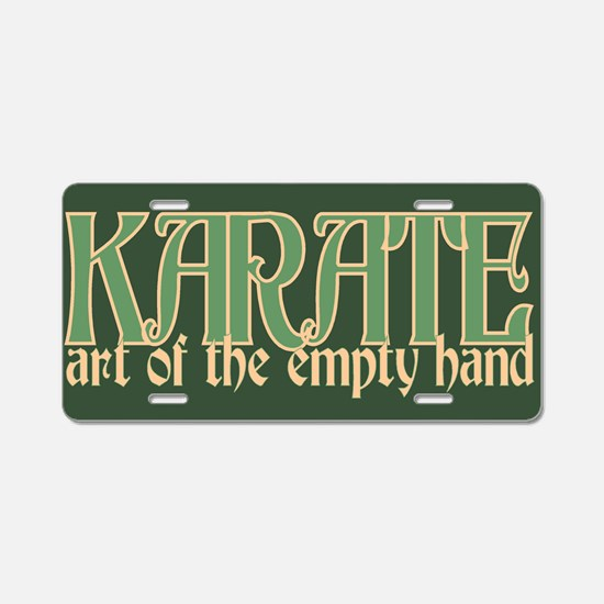 Karate Art of the Empty Hand