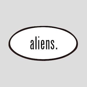 Aliens Patches