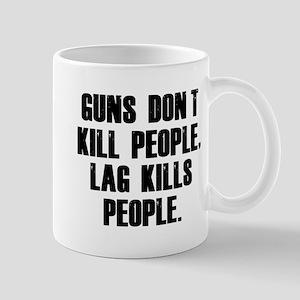 Lag Kills People Mug
