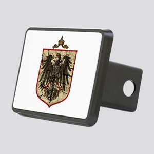 German Imperial Eagle Distressed Rectangular Hitch