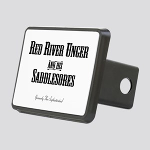 Red River Unger - Rectangular Hitch Cover