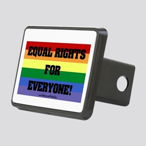 Gay Rights Rectangular Hitch Cover