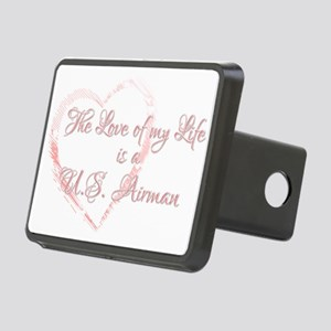 Love of my Life is a Airman Rectangular Hitch Cove