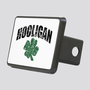 Hooligan Distressed Rectangular Hitch Cover