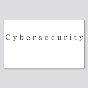 Cybersecurity Sticker