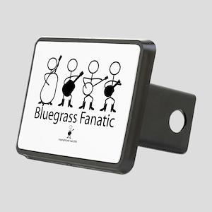 Bluegrass Fanatic Rectangular Hitch Cover