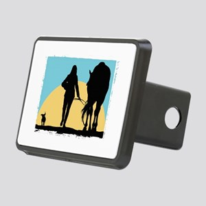 Good Ride Equestrian Rectangular Hitch Cover