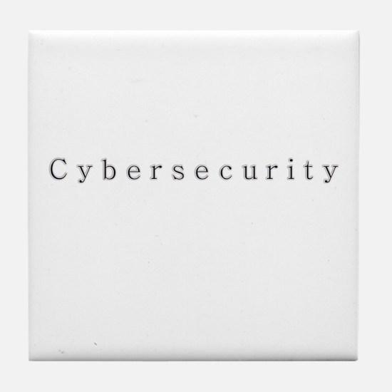 Cybersecurity Tile Coaster