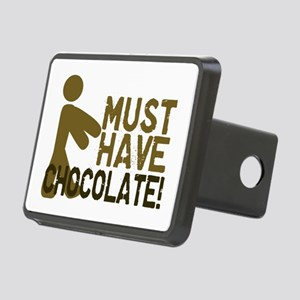 Must Have CHOCOLATE! Zombie Rectangular Hitch Cove