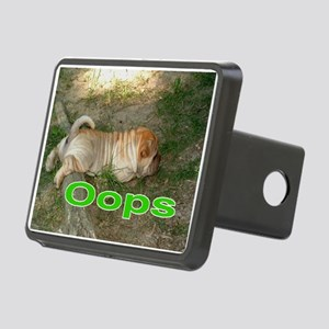 Oops Pei Rectangular Hitch Cover