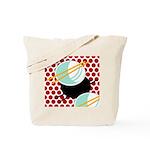 'Geisha' Tote Bag