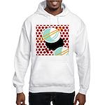 'Geisha' Hooded Sweatshirt