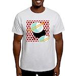 'Geisha' Ash Grey T-Shirt