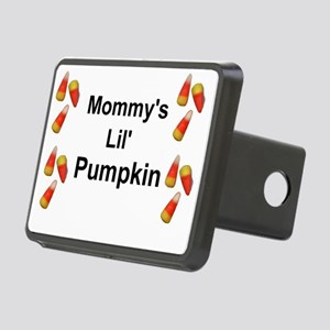 MOMMYS LIL PUMPKIN Rectangular Hitch Cover