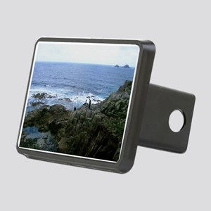 Land's End, Cornwall Rectangular Hitch Cover