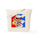 Art Shirt - 'Can' Tote Bag