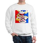 Art Shirt - 'Can' Sweatshirt
